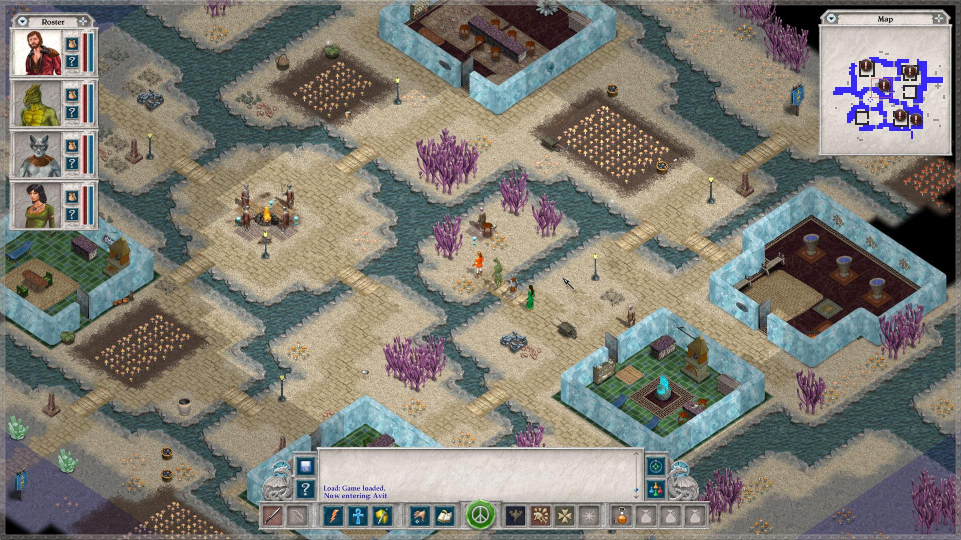 Avernum 2: Crystal Souls screenshot 1