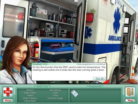 Elizabeth Find M.D. - Diagnosis Mystery - Season 2