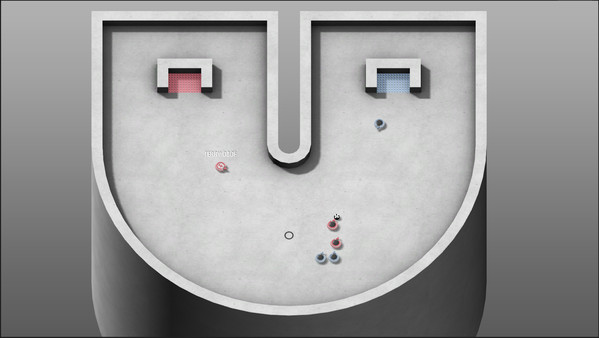 Screenshot of ClusterPuck 99