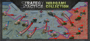 Strategy & Tactics: Wargame Collection cover art