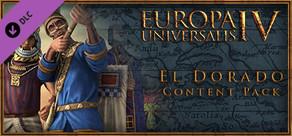 Content Pack - Europa Universalis IV: El Dorado