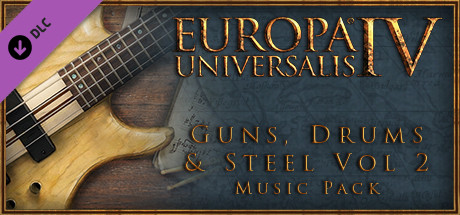 View Europa Universalis IV: Guns, Drums and Steel Volume 2 on IsThereAnyDeal