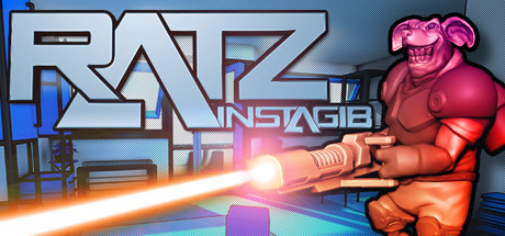 Teaser for Ratz Instagib