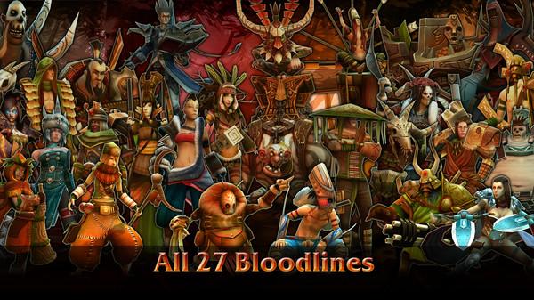 Скриншот из Bloodline Champions - Warrior Pack
