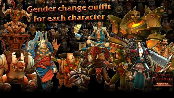 Скриншот из Bloodline Champions - Warchief Pack