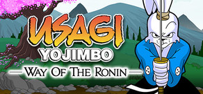 Usagi Yojimbo: Way of the Ronin cover art