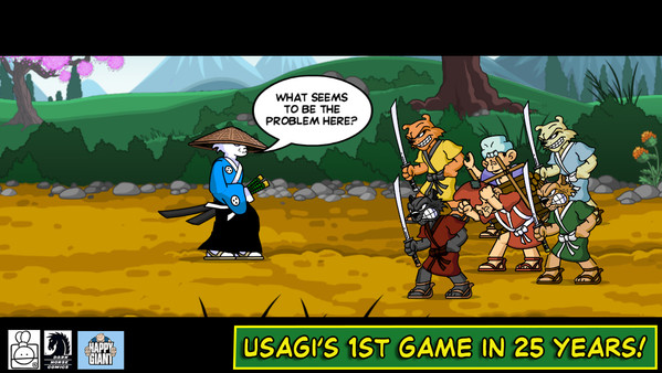 скриншот Usagi Yojimbo: Way of the Ronin 1