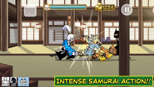 скриншот Usagi Yojimbo: Way of the Ronin 2