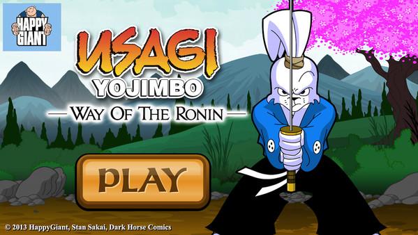 скриншот Usagi Yojimbo: Way of the Ronin 0