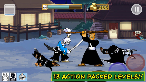скриншот Usagi Yojimbo: Way of the Ronin 4