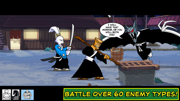 скриншот Usagi Yojimbo: Way of the Ronin 3