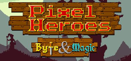 Pixel Heroes: Byte & Magic