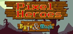 Pixel Heroes: Byte & Magic cover art