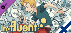 Influent DLC - Suomi [Learn Finnish] cover art