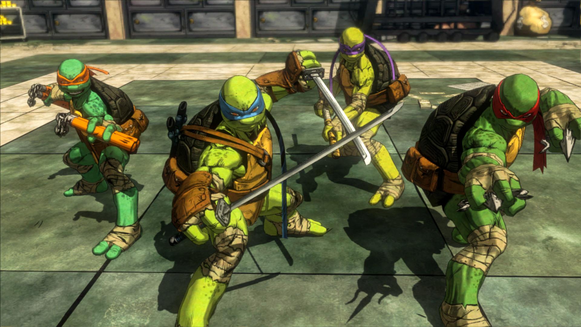Teenage Mutant Ninja Turtles Mutants In Manhattan XBOX 360 ESPAÑOL (Region FREE) (COMPLEX) 11