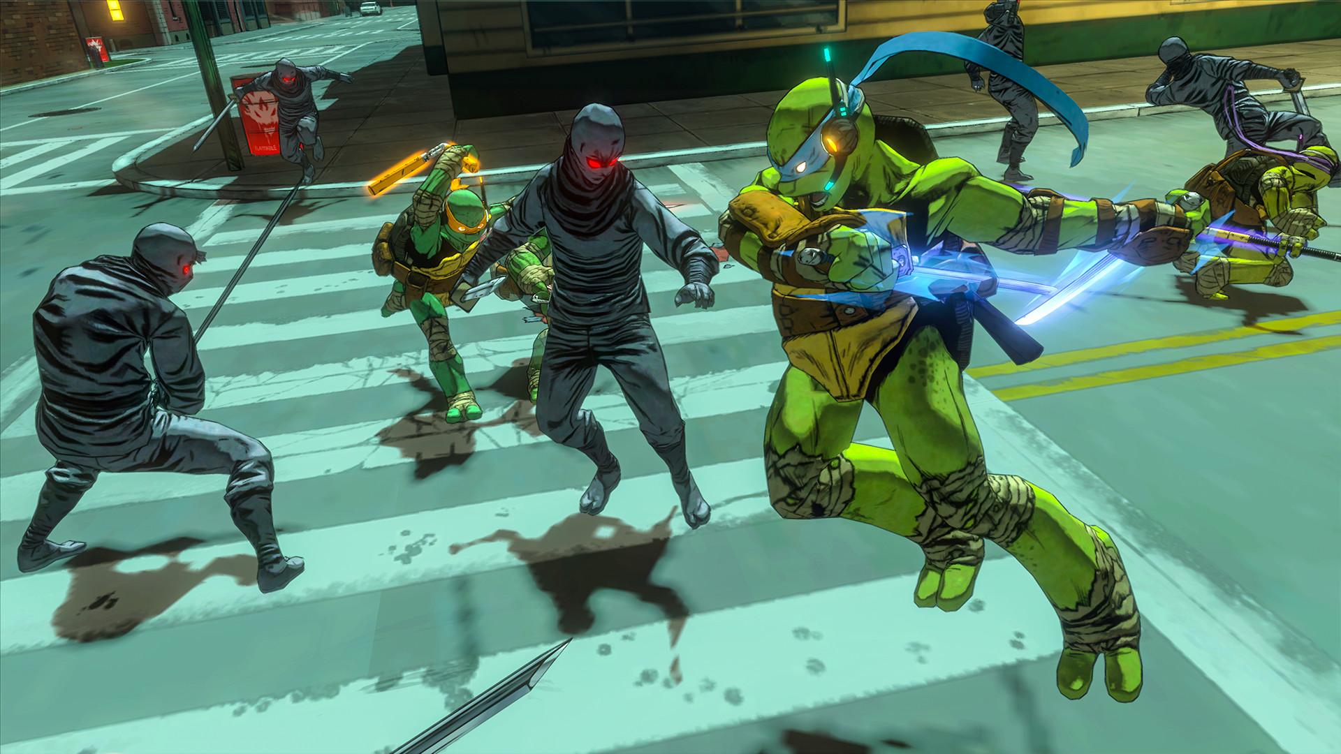 Teenage Mutant Ninja Turtles Mutants In Manhattan XBOX 360 ESPAÑOL (Region FREE) (COMPLEX) 9