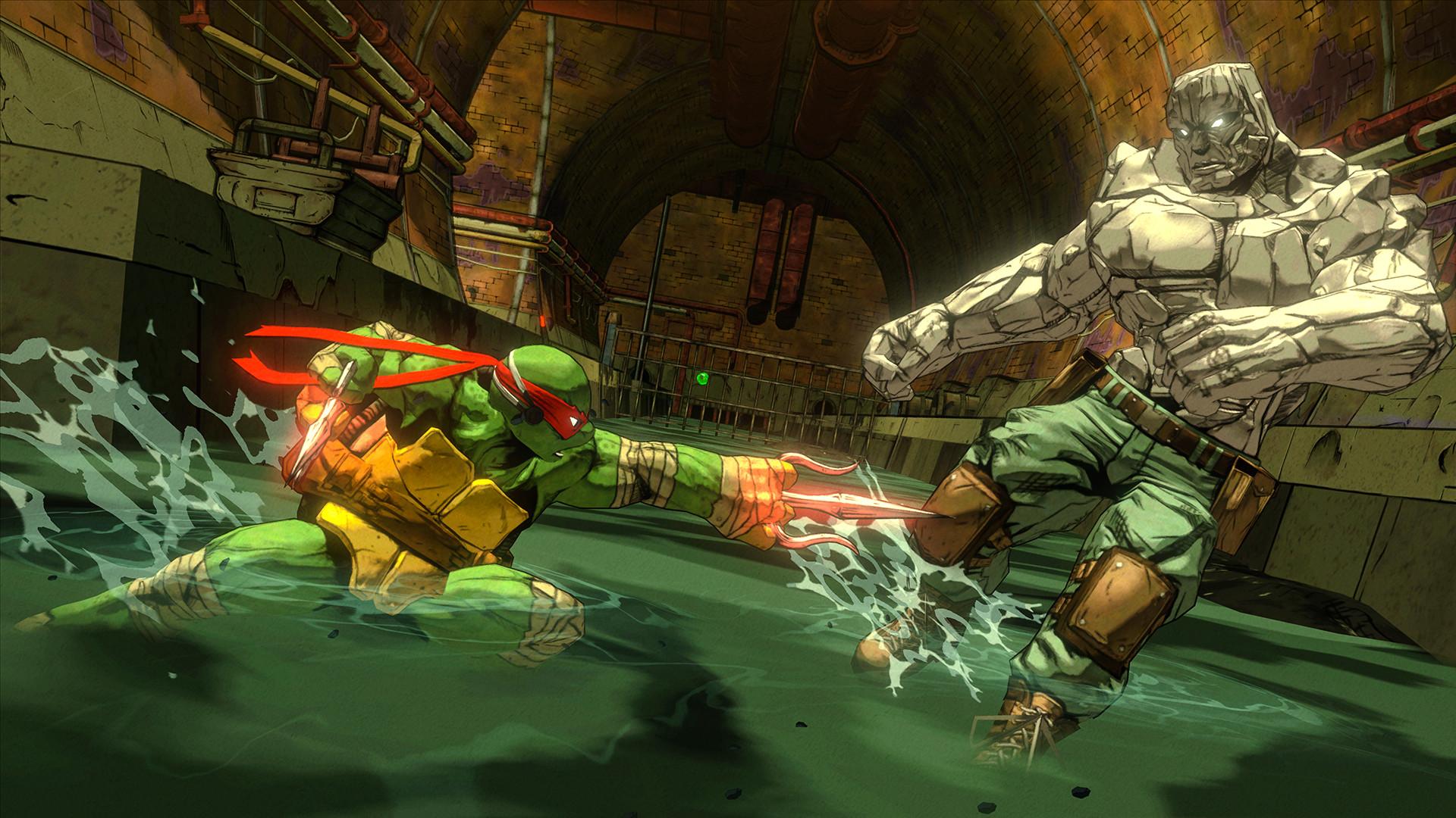 Teenage Mutant Ninja Turtles Mutants In Manhattan XBOX 360 ESPAÑOL (Region FREE) (COMPLEX) 5