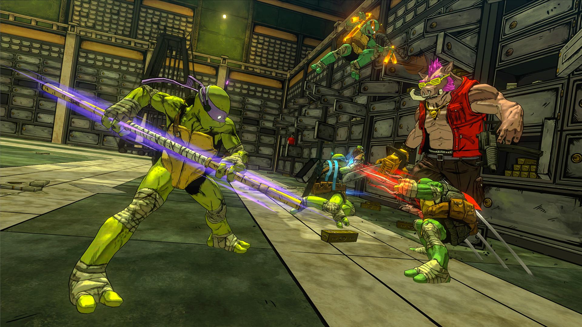 Teenage Mutant Ninja Turtles Mutants In Manhattan XBOX 360 ESPAÑOL (Region FREE) (COMPLEX) 10