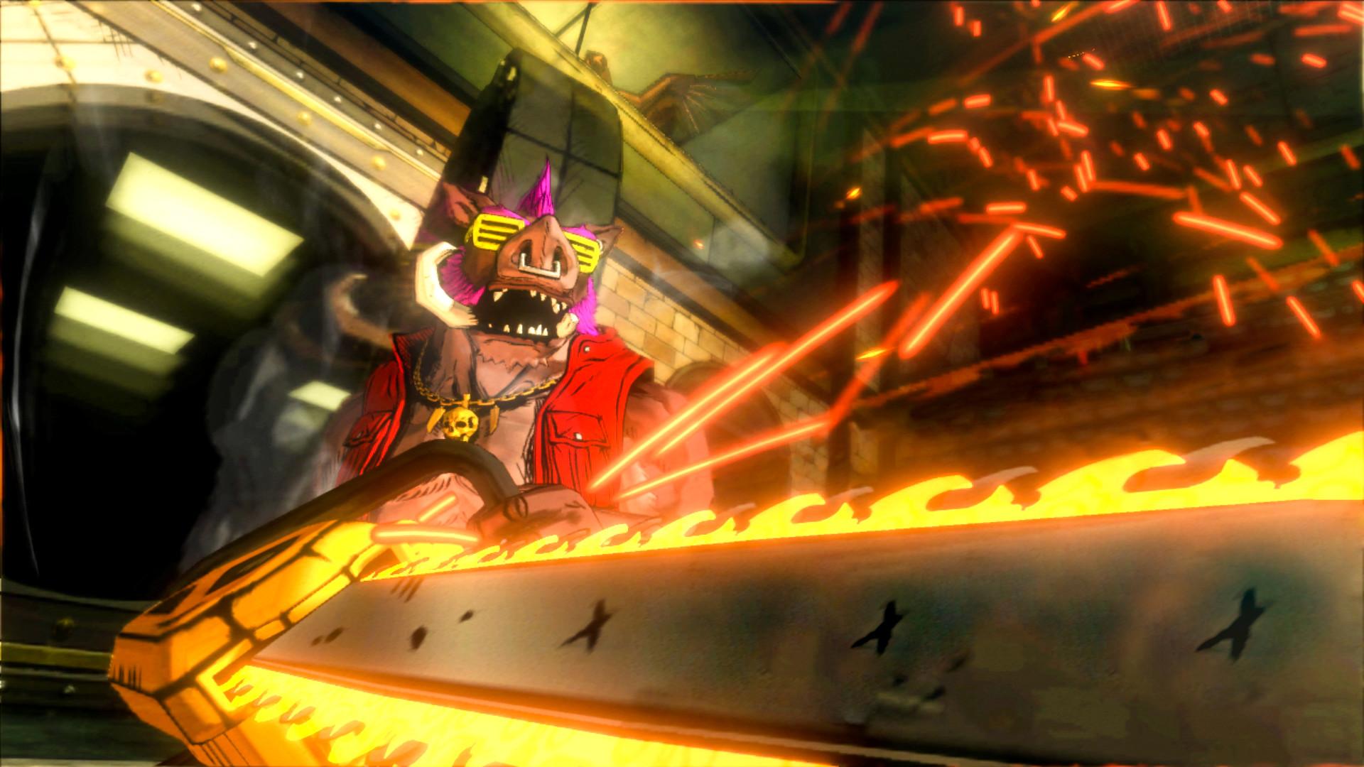 Teenage Mutant Ninja Turtles Mutants In Manhattan XBOX 360 ESPAÑOL (Region FREE) (COMPLEX) 6