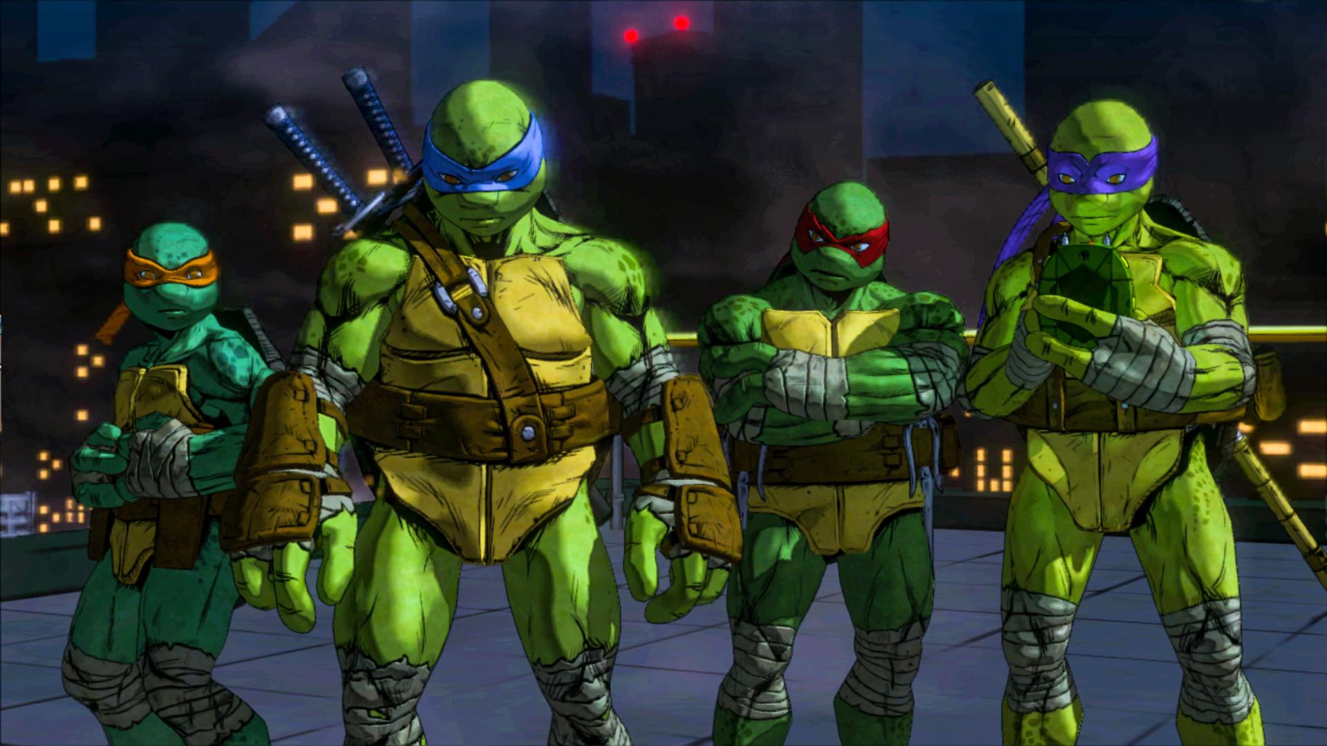 Teenage Mutant Ninja Turtles Mutants In Manhattan XBOX 360 ESPAÑOL (Region FREE) (COMPLEX) 2