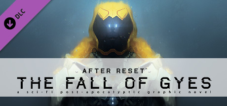 After Reset RPG: graphic novel 'The Fall Of Gyes'