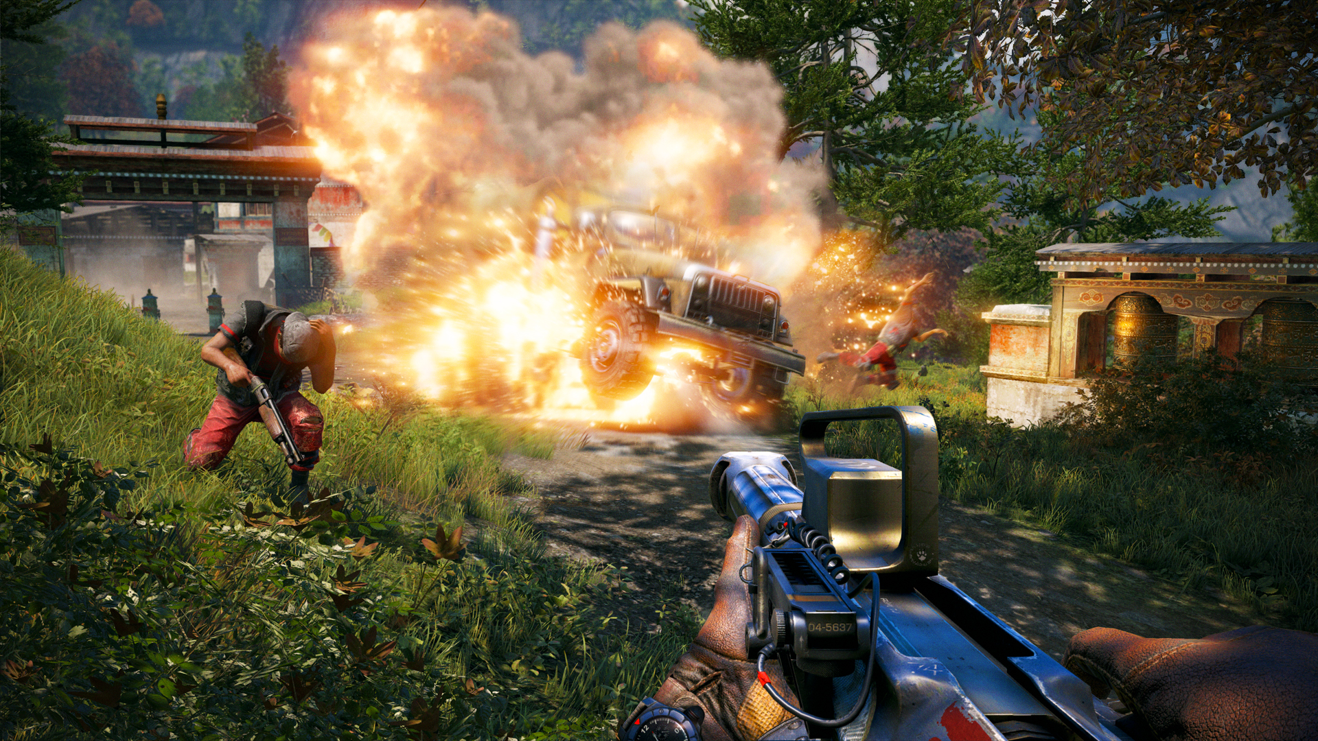 Far Cry 4 Escape From Durgesh Prison On Steam