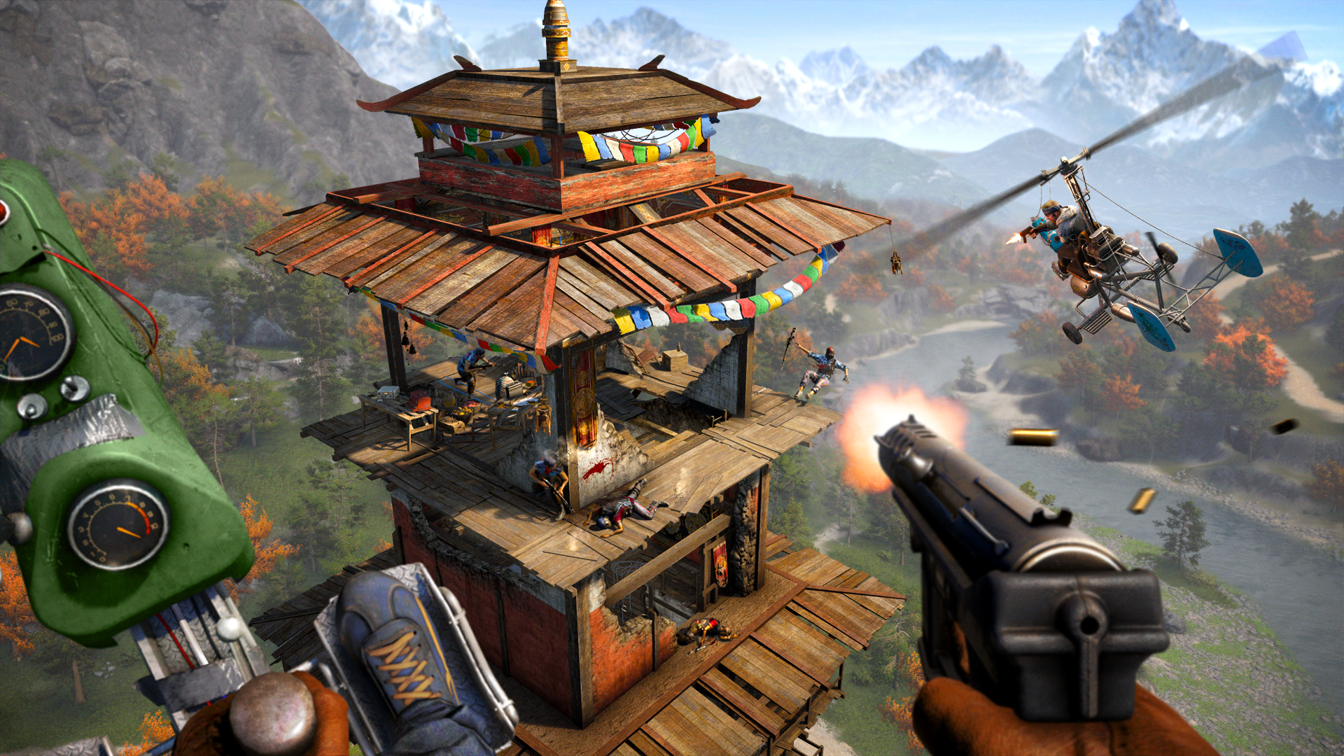 Download Far Cry 4 Escape From Durgesh Prison Full Pc Game
