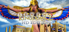 Seven Kingdoms 2 HD cover art