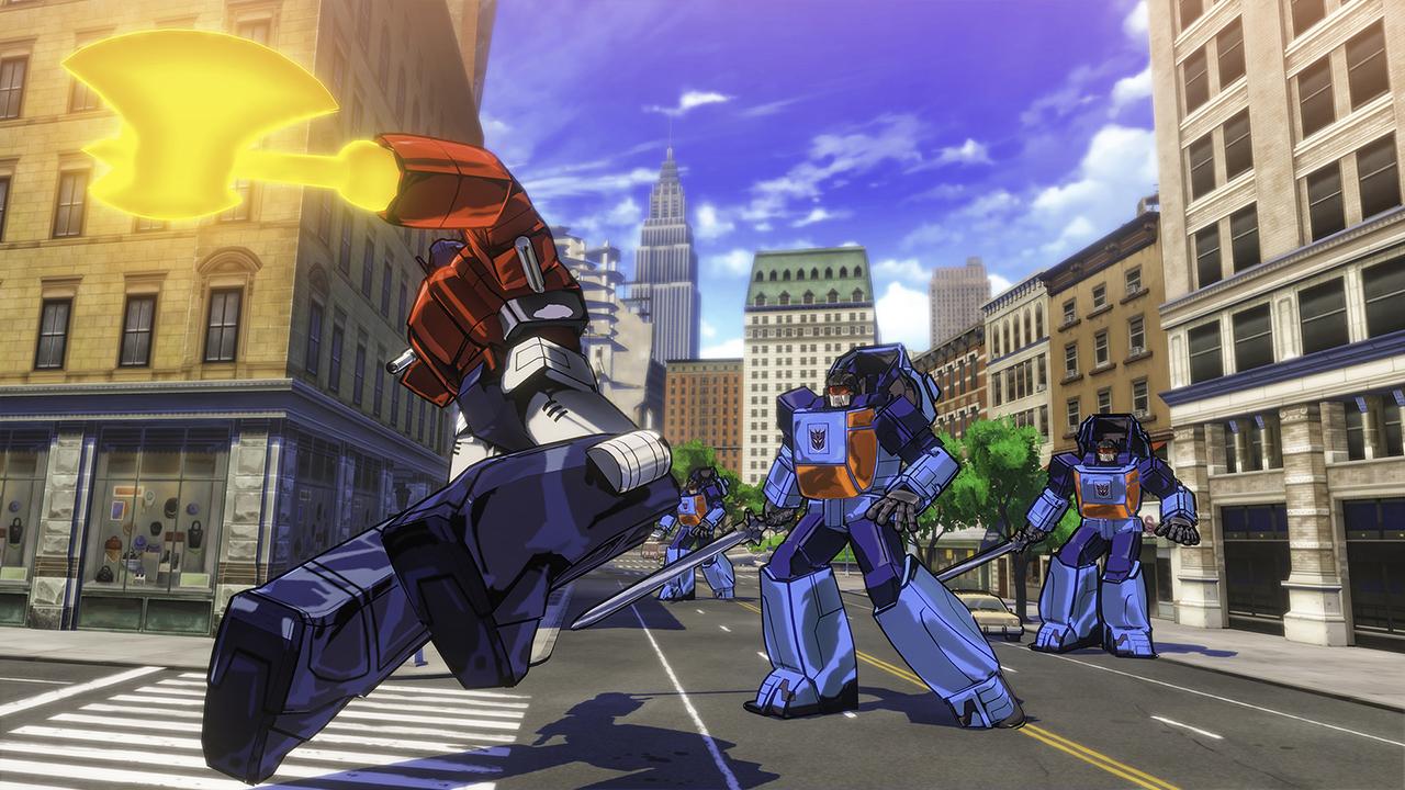 Transformers Devastation ESPAÑOL XBOX 360 (Region FREE) (COMPLEX) 5