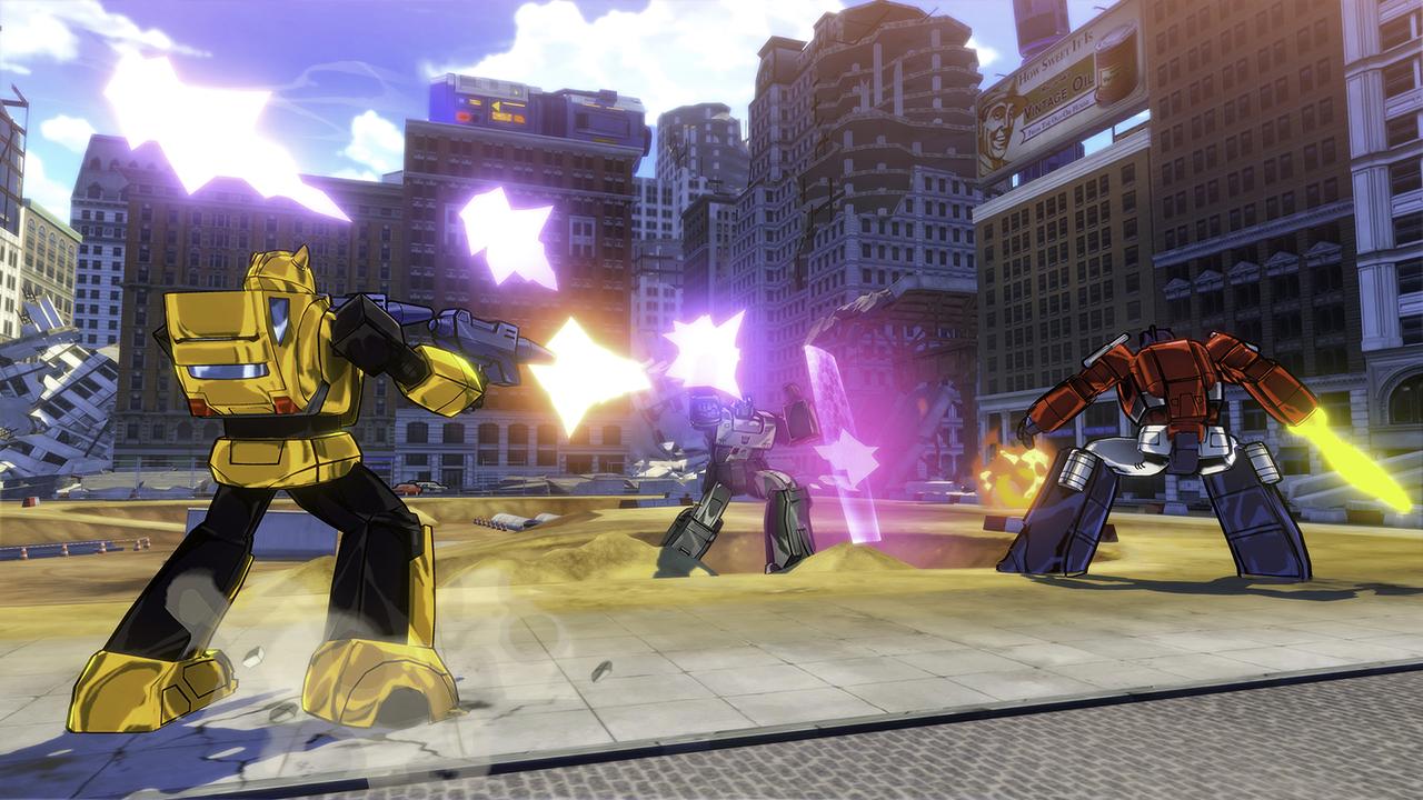 Transformers Devastation ESPAÑOL XBOX 360 (Region FREE) (COMPLEX) 8