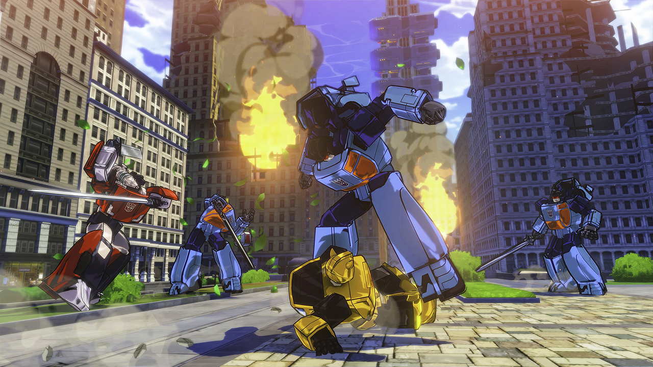 Transformers Devastation ESPAÑOL XBOX 360 (Region FREE) (COMPLEX) 6