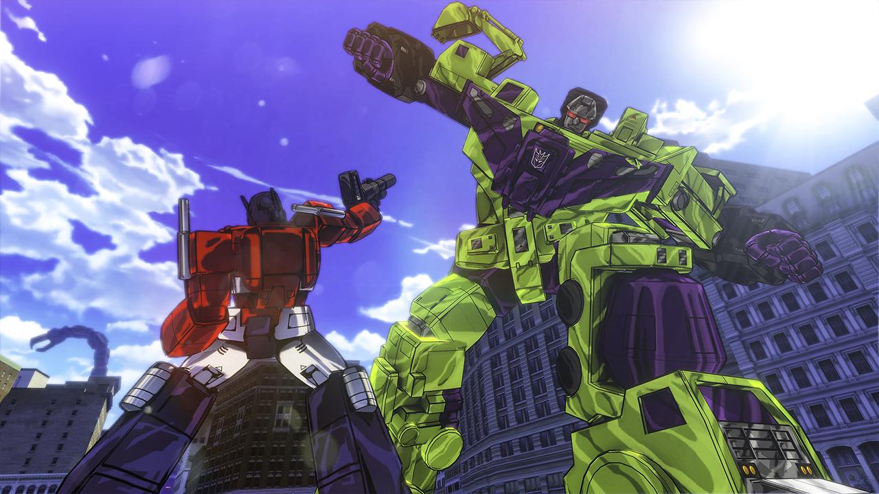 Transformers Devastation ESPAÑOL XBOX 360 (Region FREE) (COMPLEX) 2
