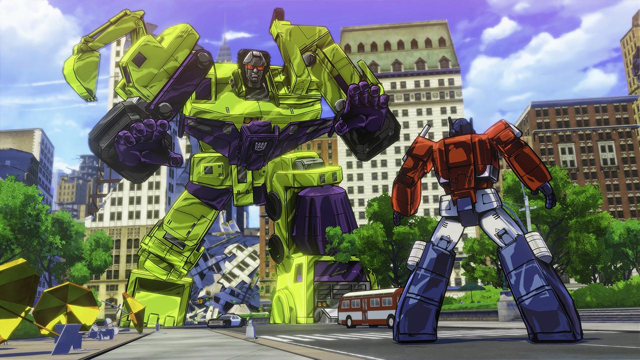 Transformers Devastation ESPAÑOL XBOX 360 (Region FREE) (COMPLEX) 7