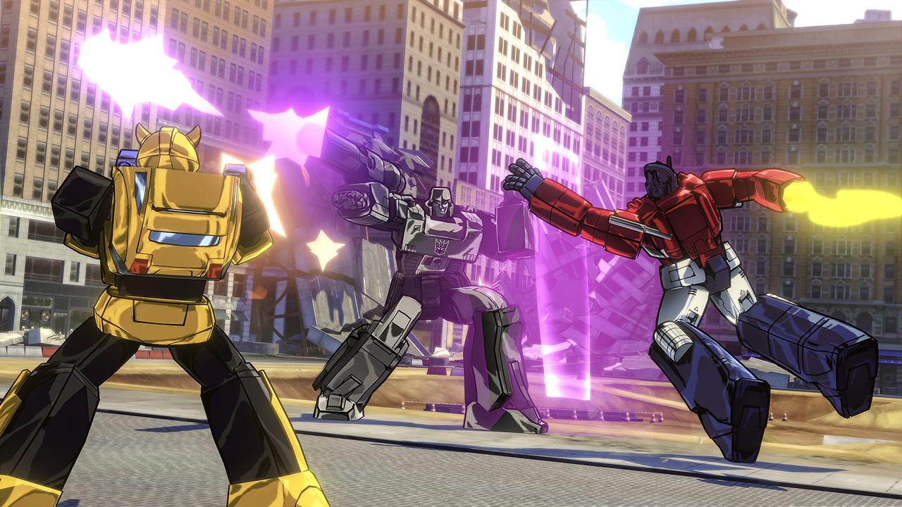 Transformers Devastation ESPAÑOL XBOX 360 (Region FREE) (COMPLEX) 3