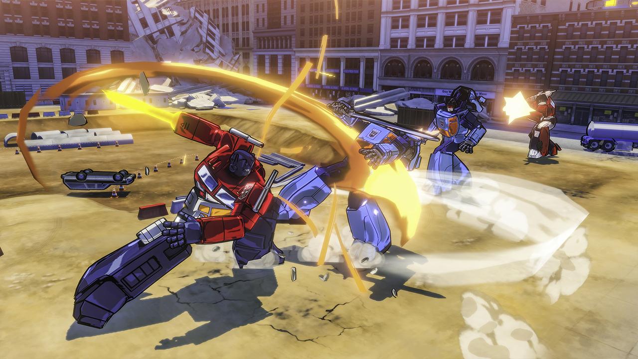 Transformers Devastation ESPAÑOL XBOX 360 (Region FREE) (COMPLEX) 4