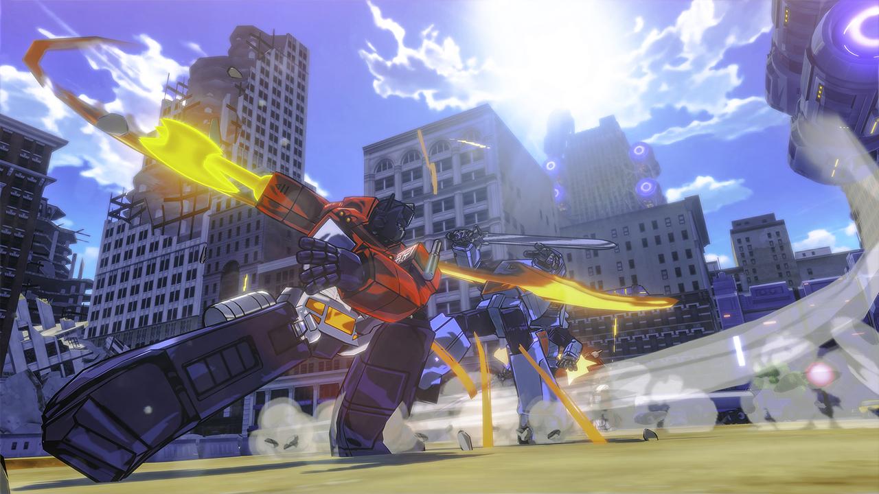 Transformers Devastation ESPAÑOL XBOX 360 (Region FREE) (COMPLEX) 9