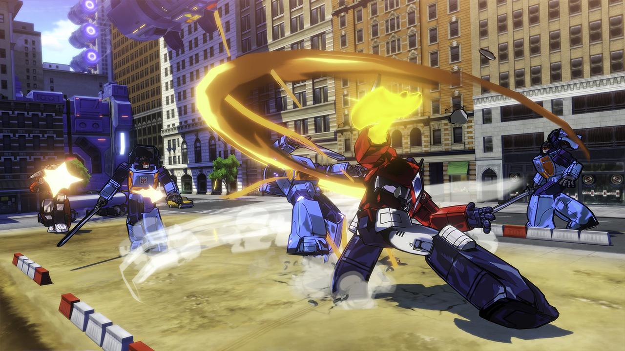 Transformers Devastation ESPAÑOL XBOX 360 (Region FREE) (COMPLEX) 10