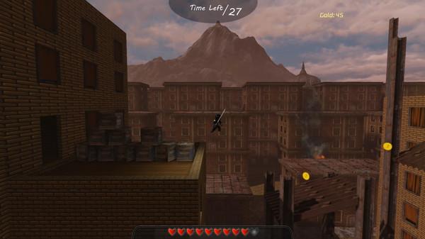 скриншот Ukrainian Ninja 1
