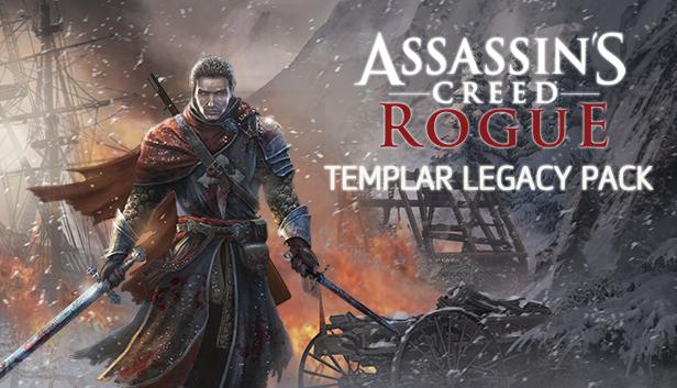Сэкономьте 60% при покупке Assassin's Creed® Rogue - Templar Legacy Pack в Steam