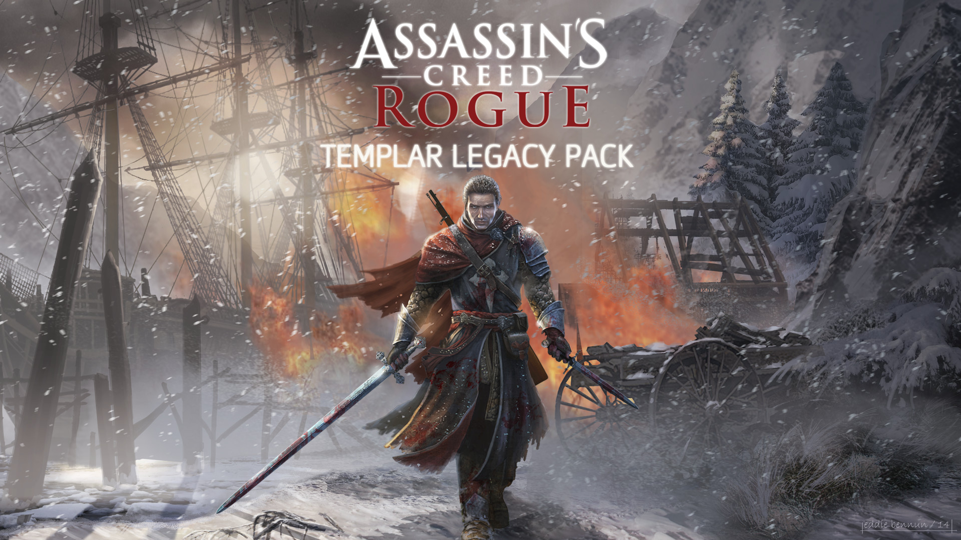 Assassin S Creed Rogue Templar Legacy Pack On Steam