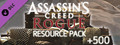 Assassin's Creed Rogue – Resources Pack-dlc