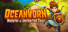 Oceanhorn: Monster of Uncharted Seas cover art