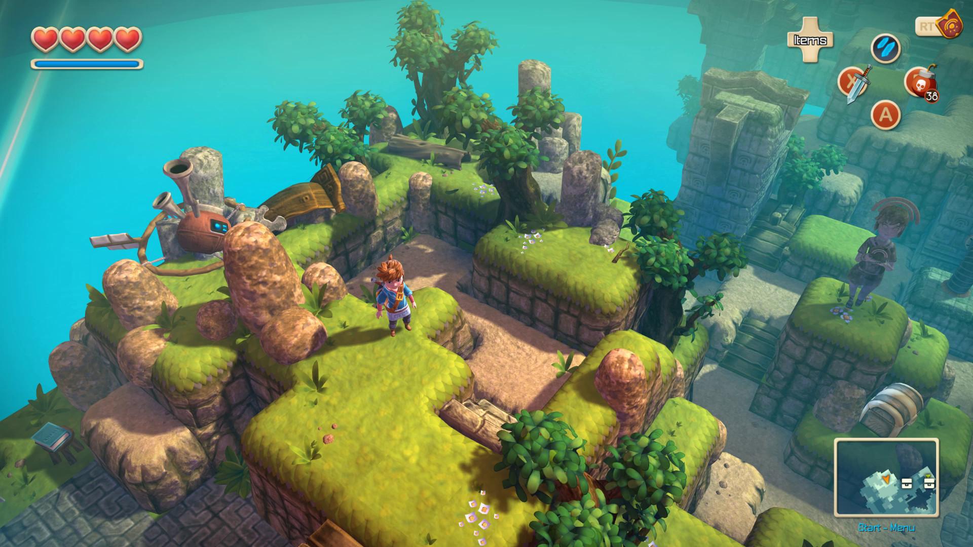 Hasil gambar untuk gambar game OceanHorn