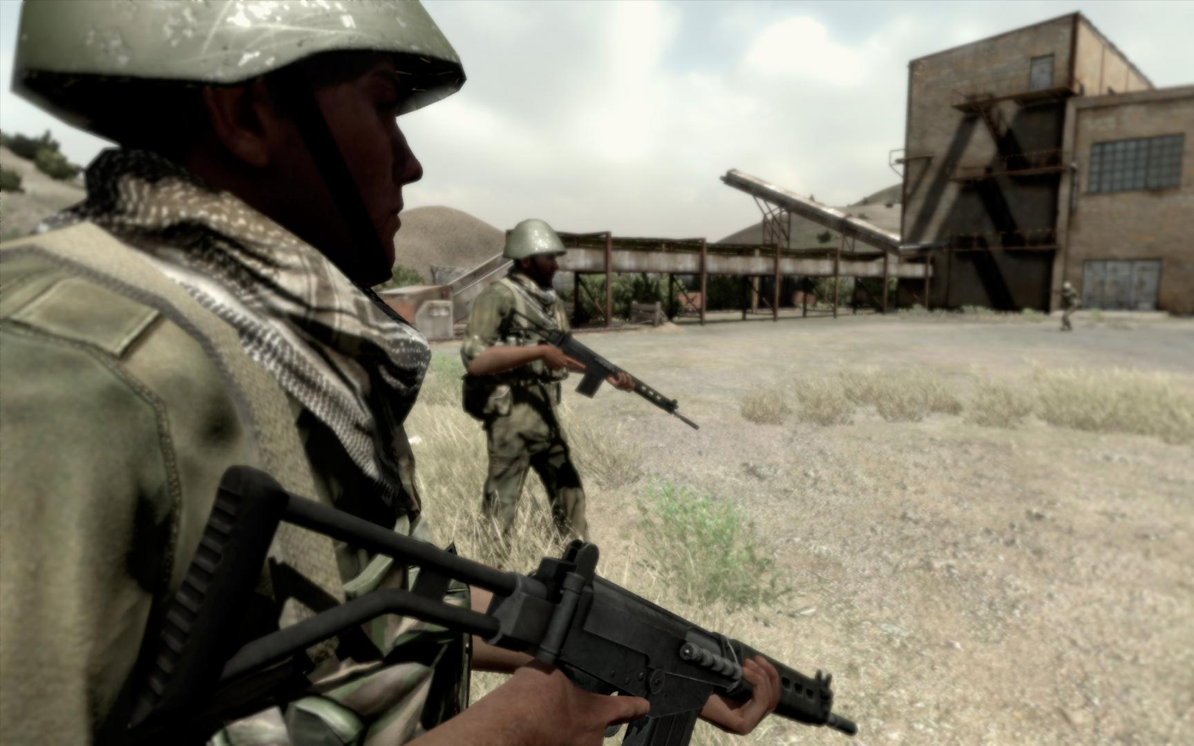 arma ii combined operations system requirements
