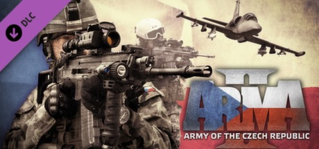 Arma 2: Army of the Czech Republic Steam DLC