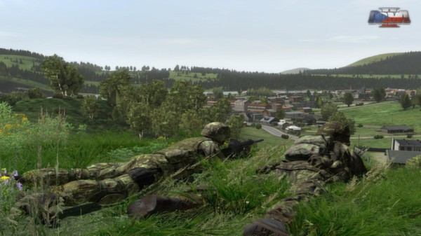 Arma 2: Army of the Czech Republic (DLC)