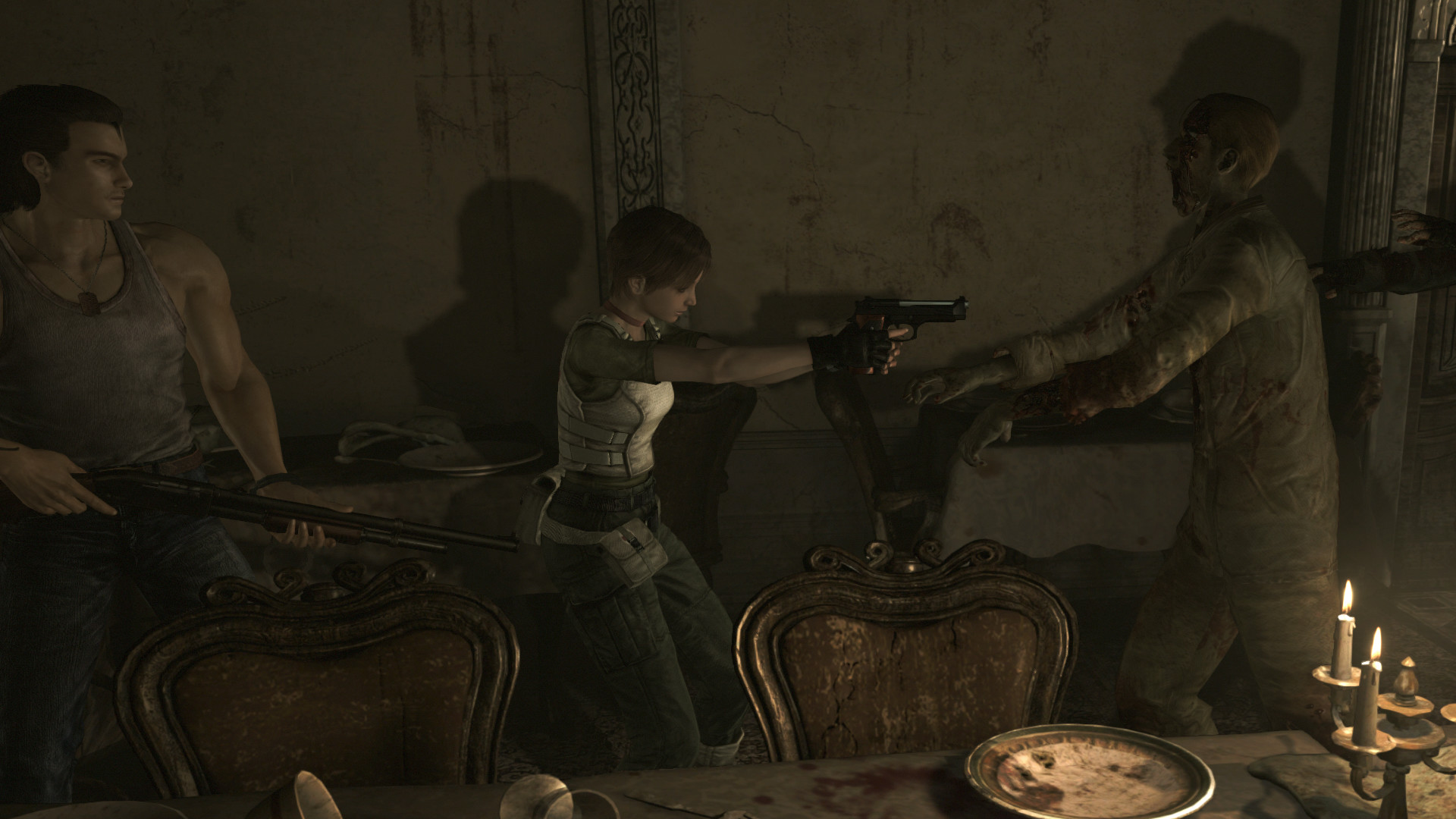 Image result for Rebecca Chambers จากเกม Resident Evil 0