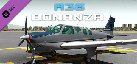 X-Plane 10 AddOn - Carenado - A36 Bonanza