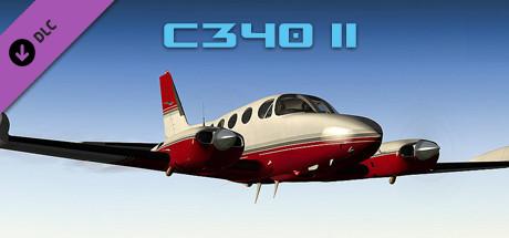 X-Plane 10 AddOn - Carenado - C340 II