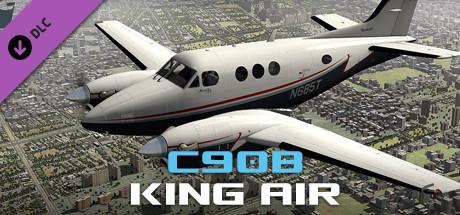 X-Plane 10 AddOn - Carenado - C90B King Air